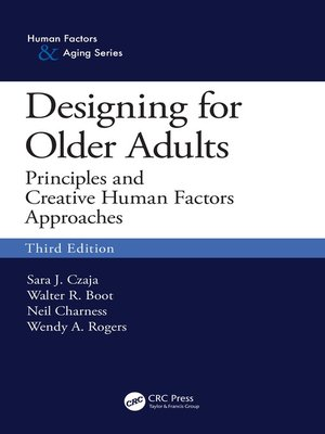 cover image of Designing for Older Adults